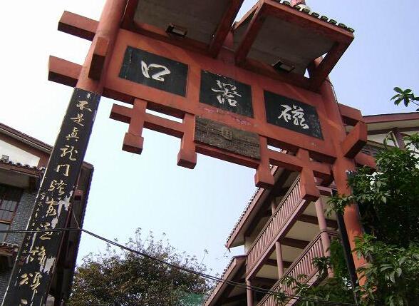 房屋结构多为竹木结构