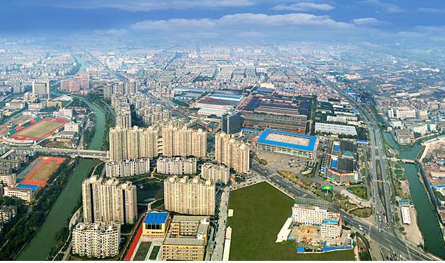 桐乡六中新校区平面图