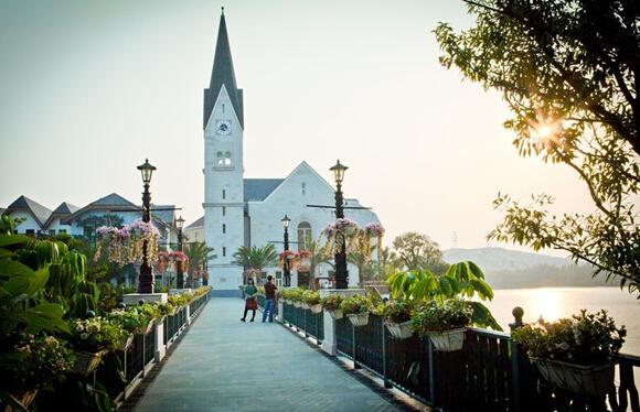 广东有哪些欧洲风情小镇