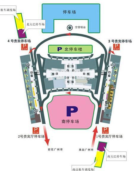 广州白云机场在哪_去广州白云机场有地铁吗