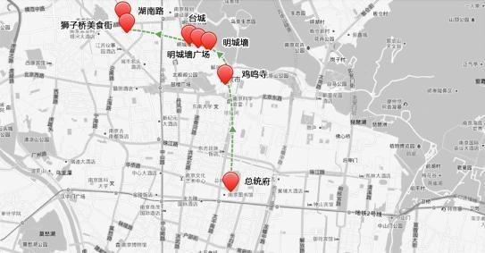 南京旅游路线推荐_南京旅游景点推荐