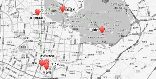 南京旅游路线推荐_南京旅游景点推荐(2)