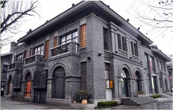 要出发周边游 周边游攻略 南京旅游全攻略  1912街区由民国建筑