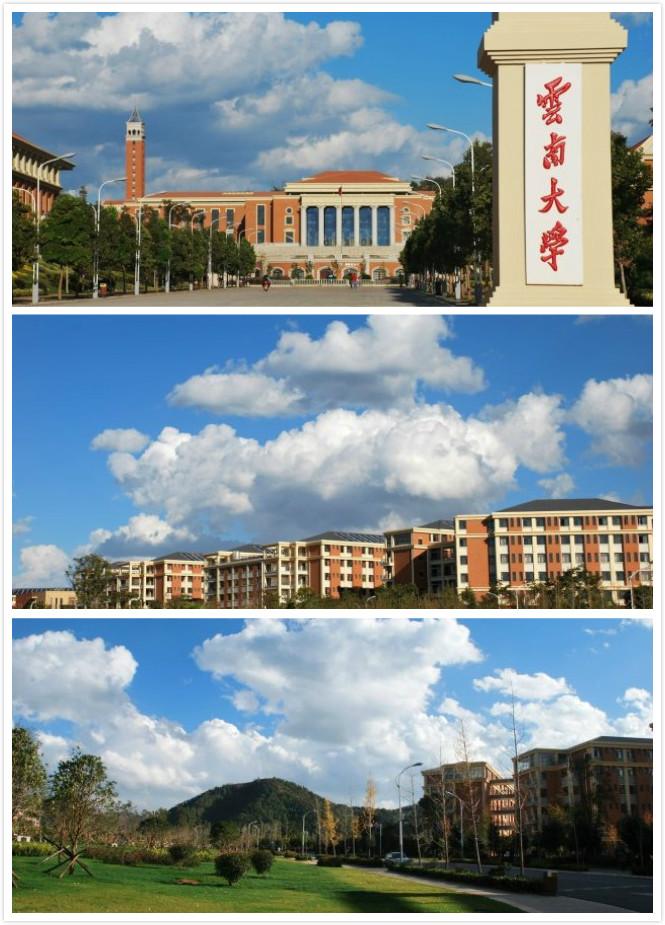 云南大学图书馆(呈贡校区)