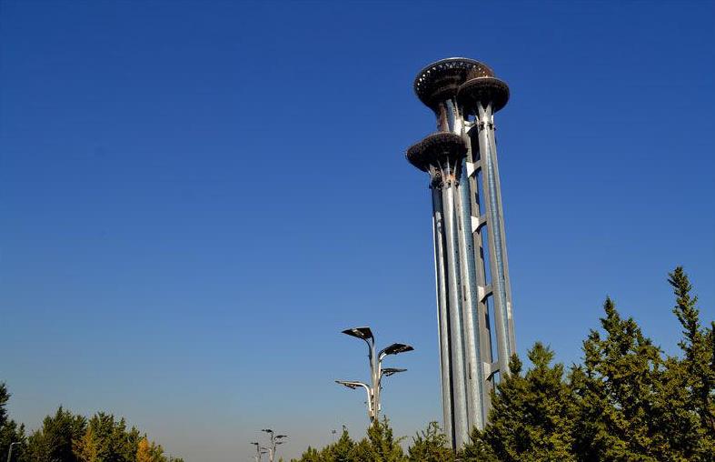 北京奥林匹克公园观光塔游玩攻略
