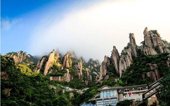 2014十一国庆江西周边旅游景点大全(2)