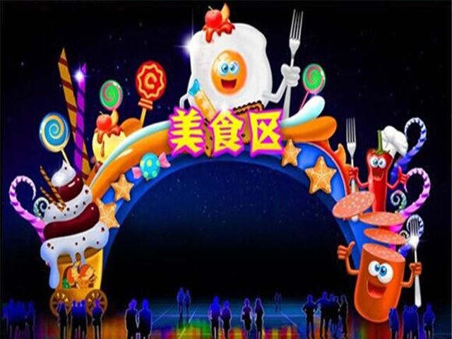 冰雪世界,海底乐园,荧光海滩,星际迷航,童年故事,糖果世界等 六大