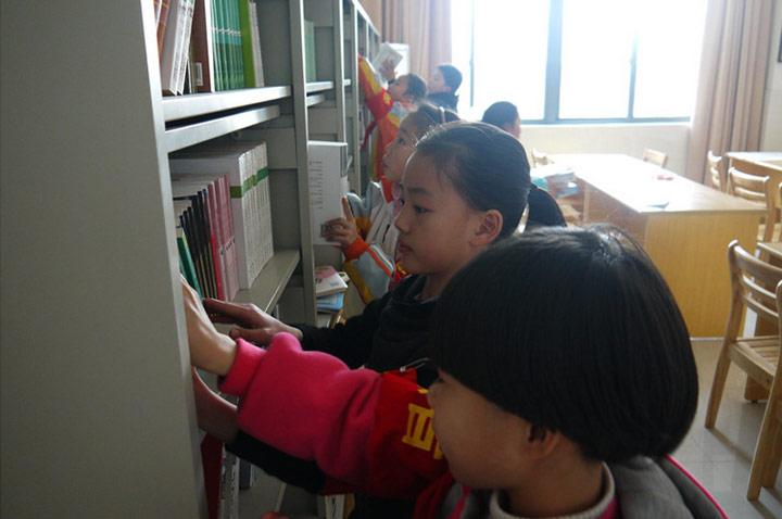 南山图书馆小小图书管理员招募
