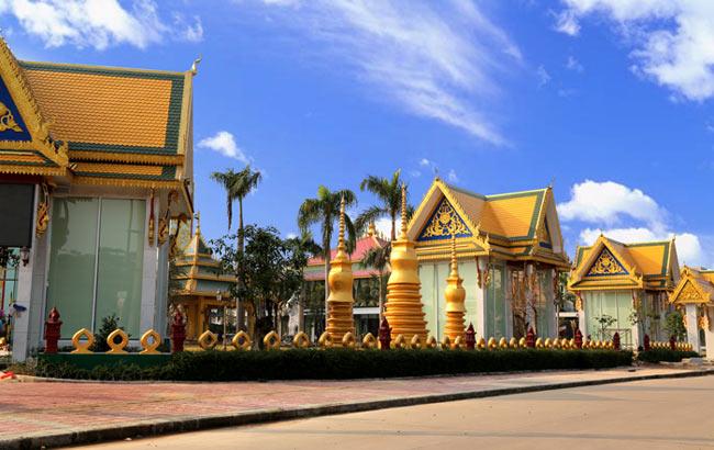 广州竟然有个泰国风情小镇