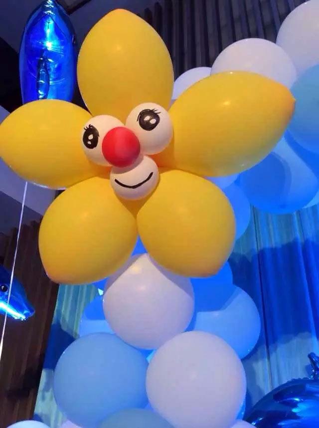 龙岗coco park化身气球森林王国