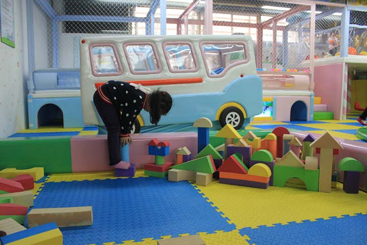遛娃好去处!广州很赞的儿童游乐园