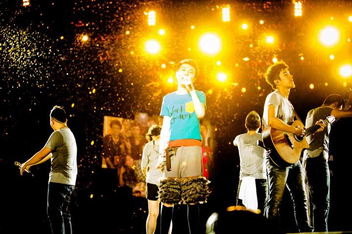 苏打绿 再遇见 世界巡回演唱会 香港体育馆