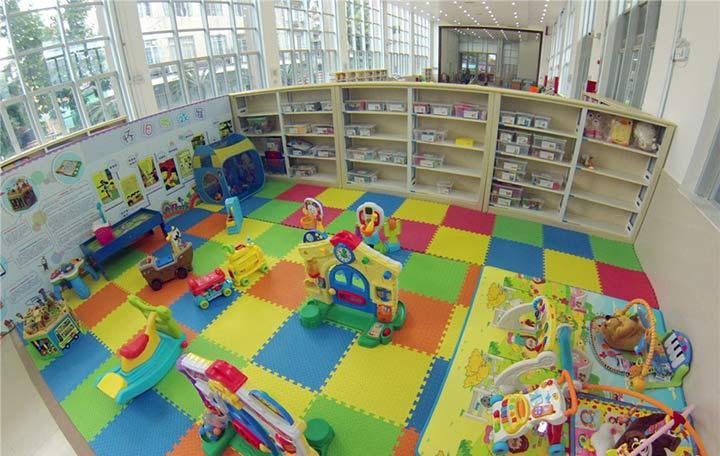 址:广州少年儿童图书馆新馆