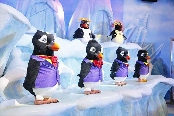 lol冰雪企鹅头像