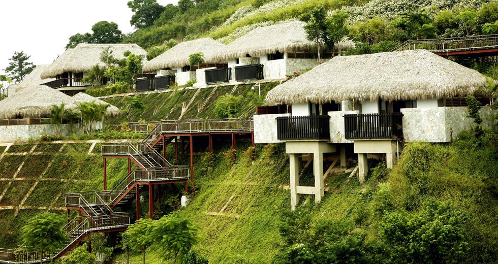 浪漫巴厘岛风情——金叶子温泉度假酒店(3)