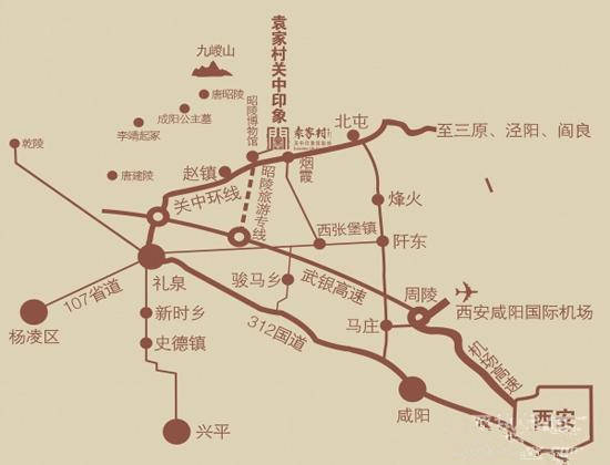 阡东村地图航拍