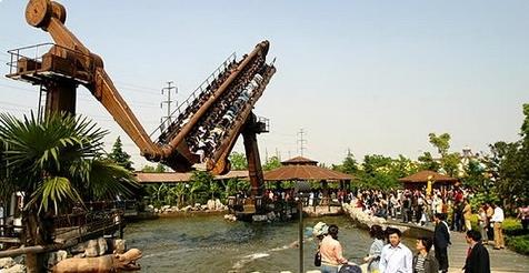 进官网看看游乐设施介绍吧   苏州乐园和常州恐龙园哪个好玩? ……