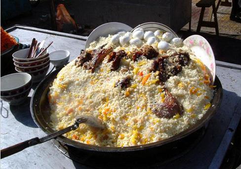 新疆特色美食