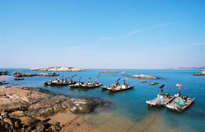 惠州大辣甲岛——广东沿海水质最好的海湾