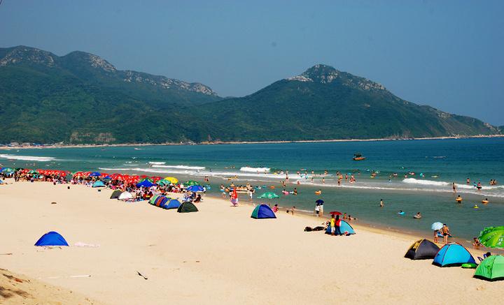 广东沙滩旅游景点排行_广东海滩自驾游(2)
