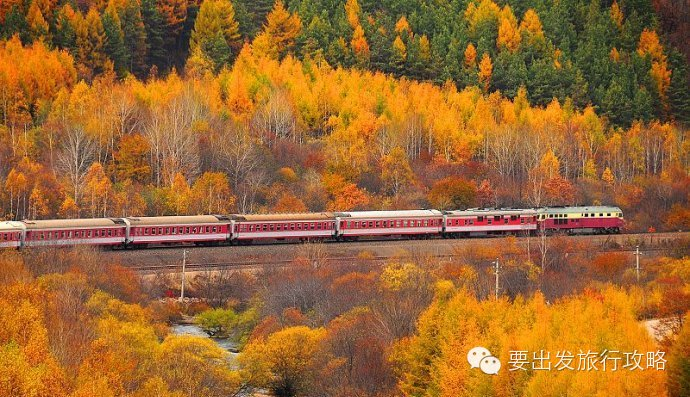 中国最美的铁路线,风景在路上!(4)