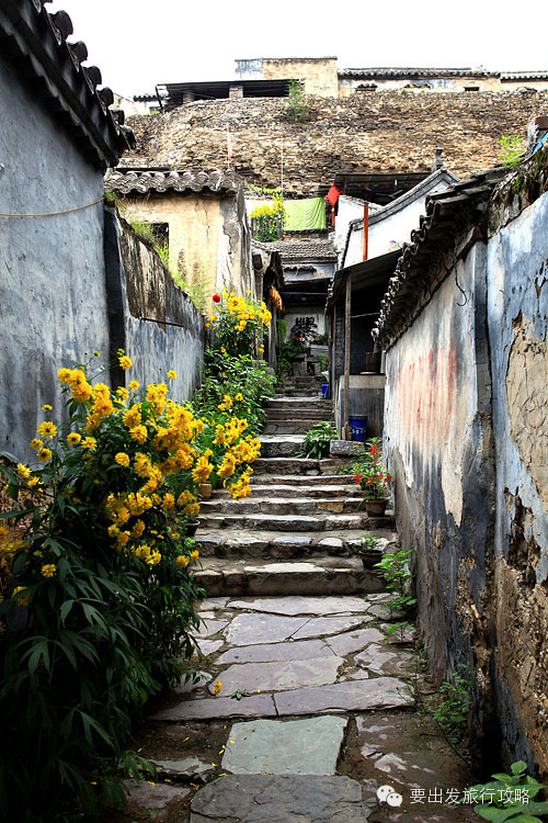 壁纸 风景 古镇 建筑 街道 旅游 摄影 小巷 500_750 竖版 竖屏 手机